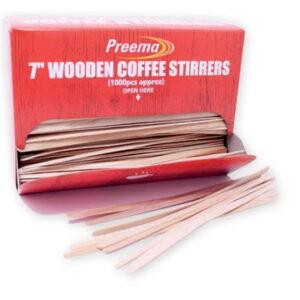 7 inch wooden stirrers