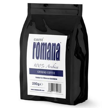 Romana ground coffee