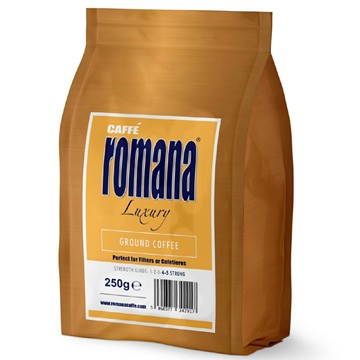 Romana Luxury Ground Coffee