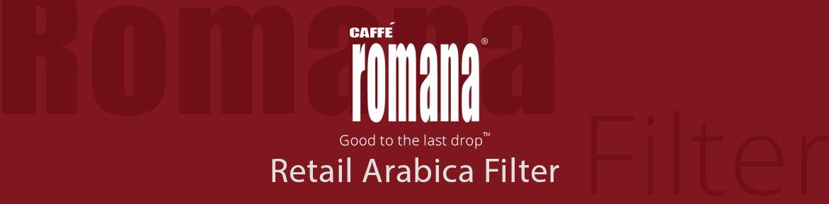 Retail Arabica filter