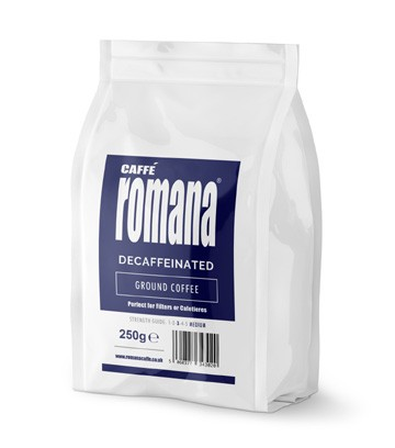 Retail Decaffeinated Ground Coffee