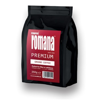 Premium ground coffee