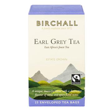 Birchall Earl Grey 25 Tagged & Enveloped Tea Bags
