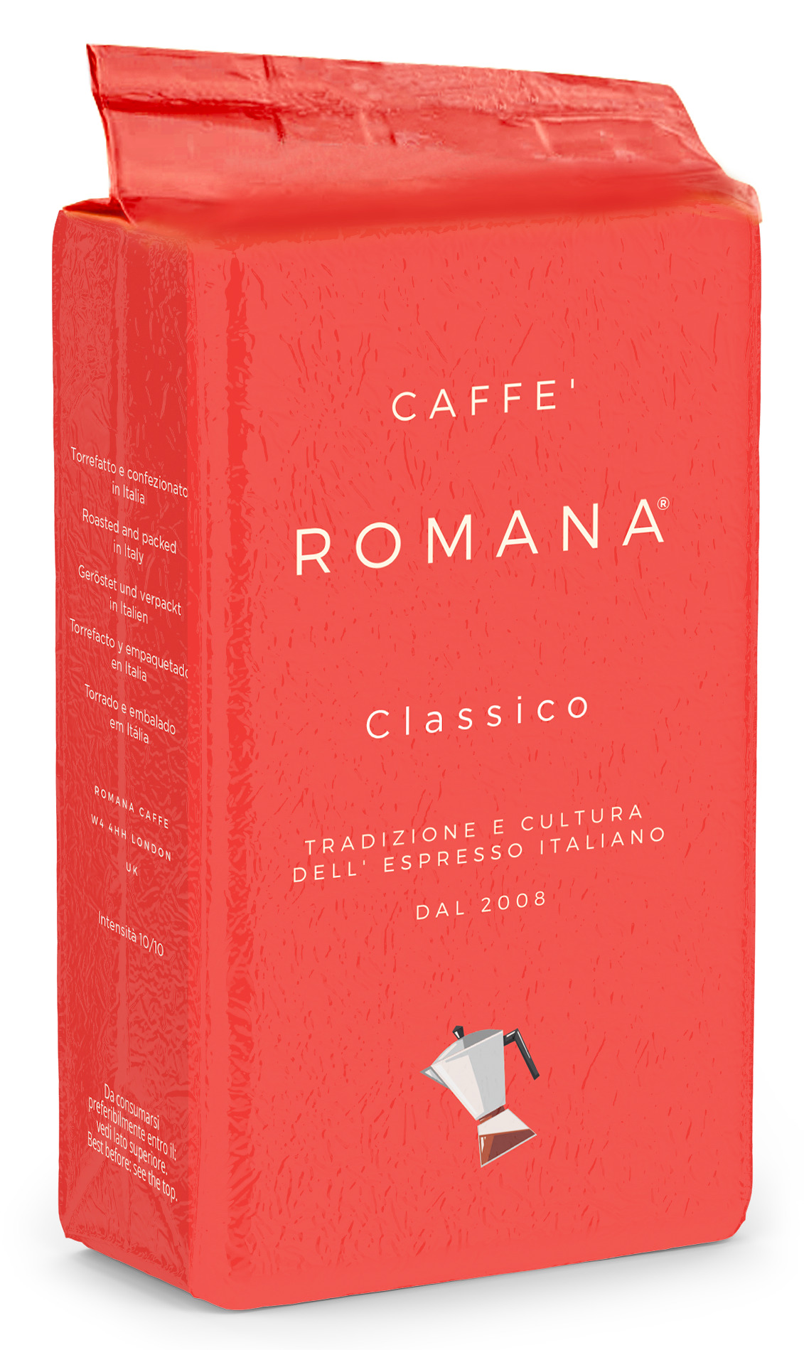 Classico Ground Coffee